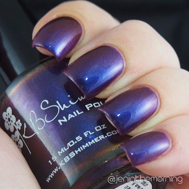 KBShimmer: Pigment of my Imagination