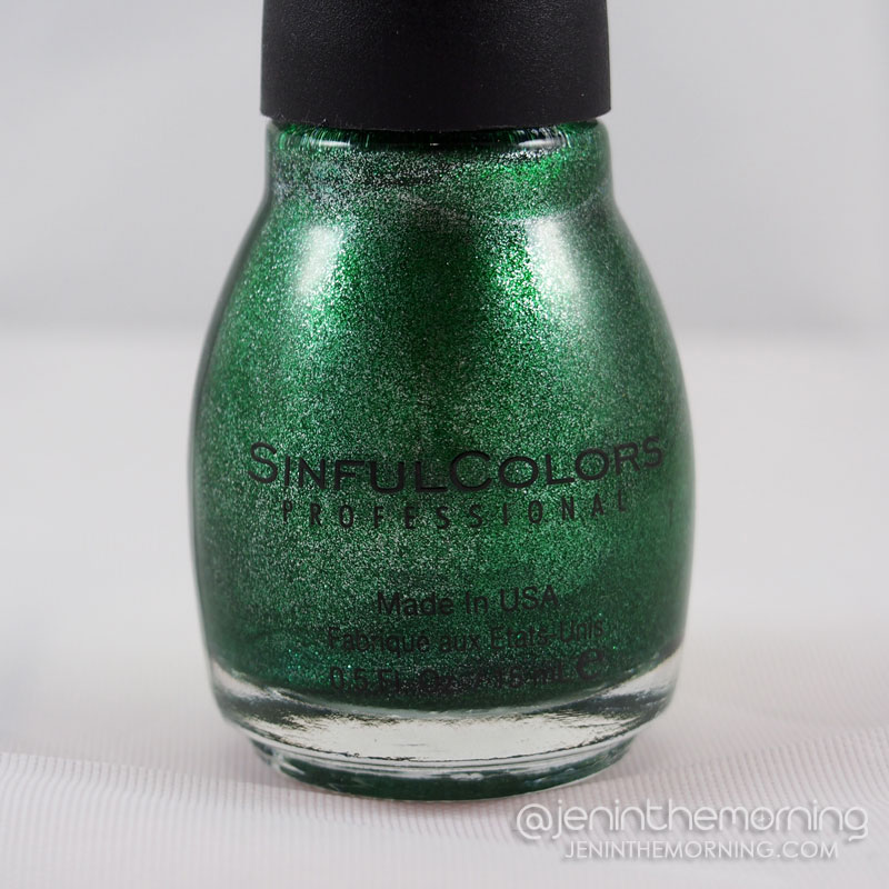 Sinful Colors - Pine Away