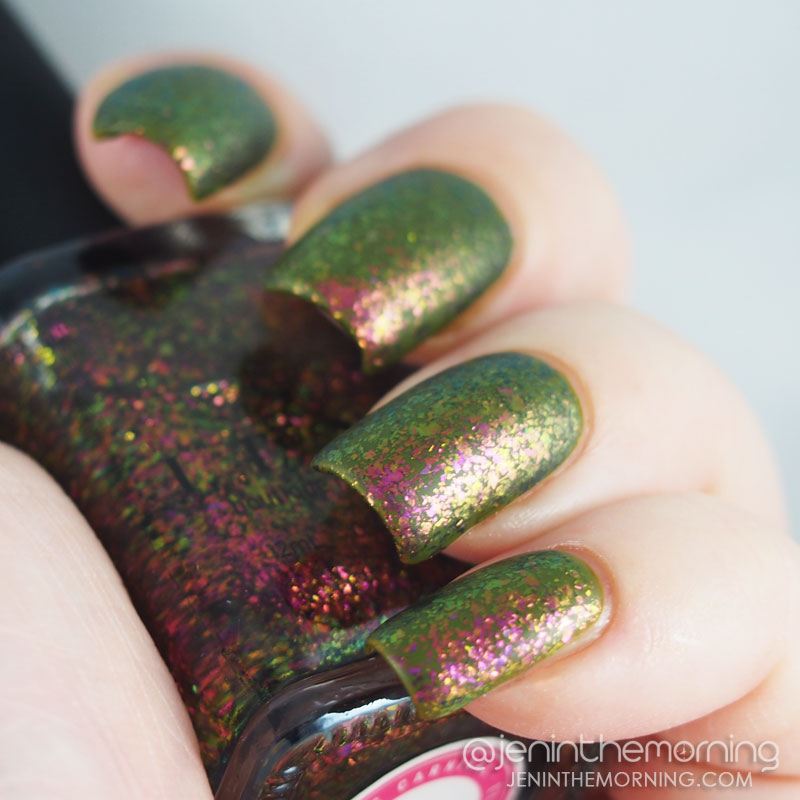 ILNP - Electric Carnival, matted