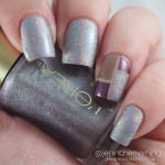 Month of Untrieds: Loreal – Masked Affair Swatch, Review and Accent Nail Art