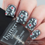 Month of Untrieds: Butter London – Full Steam Ahead, stamped