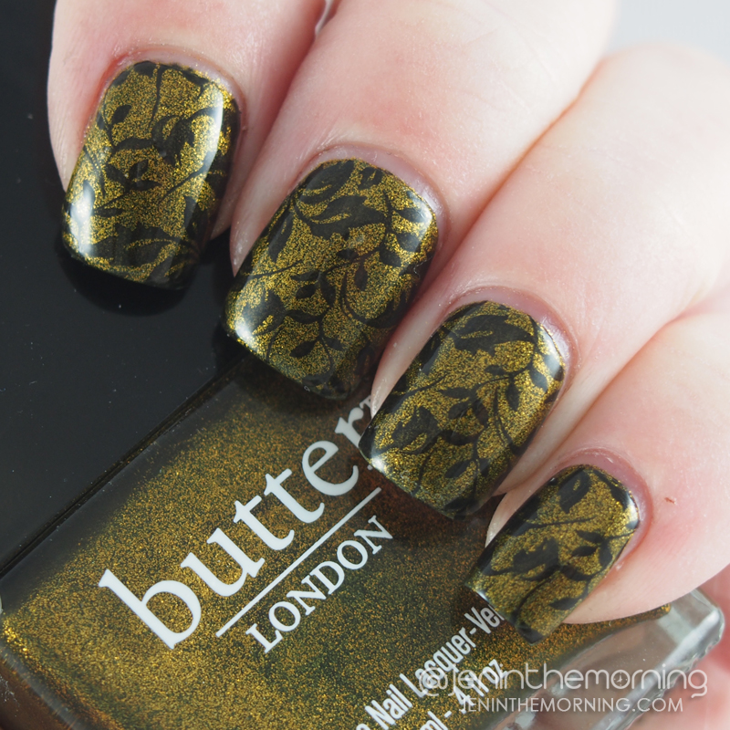 Month of Untrieds: Butter London - Wallis