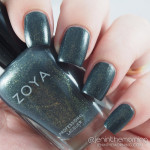 Swatch and Review: Zoya – Yuna