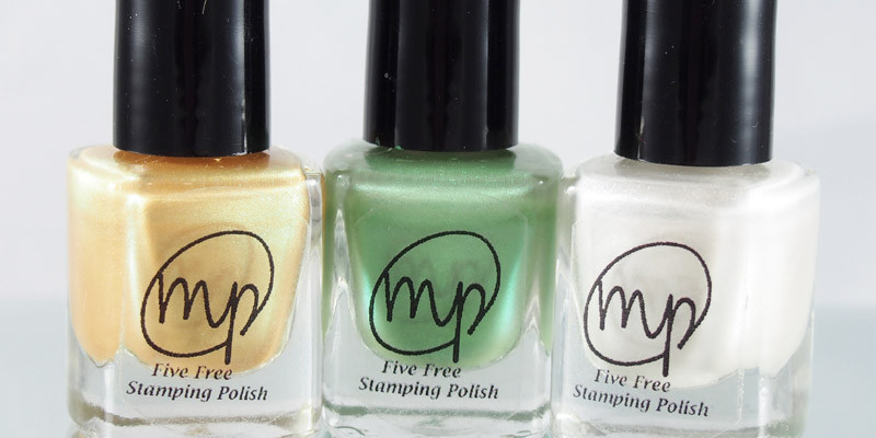 Mpolish - Sweetclover, Bells of Ireland, Snowflower