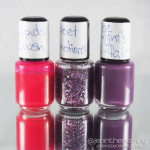 My True Love Creations Valentines Trio – Swatches and Review