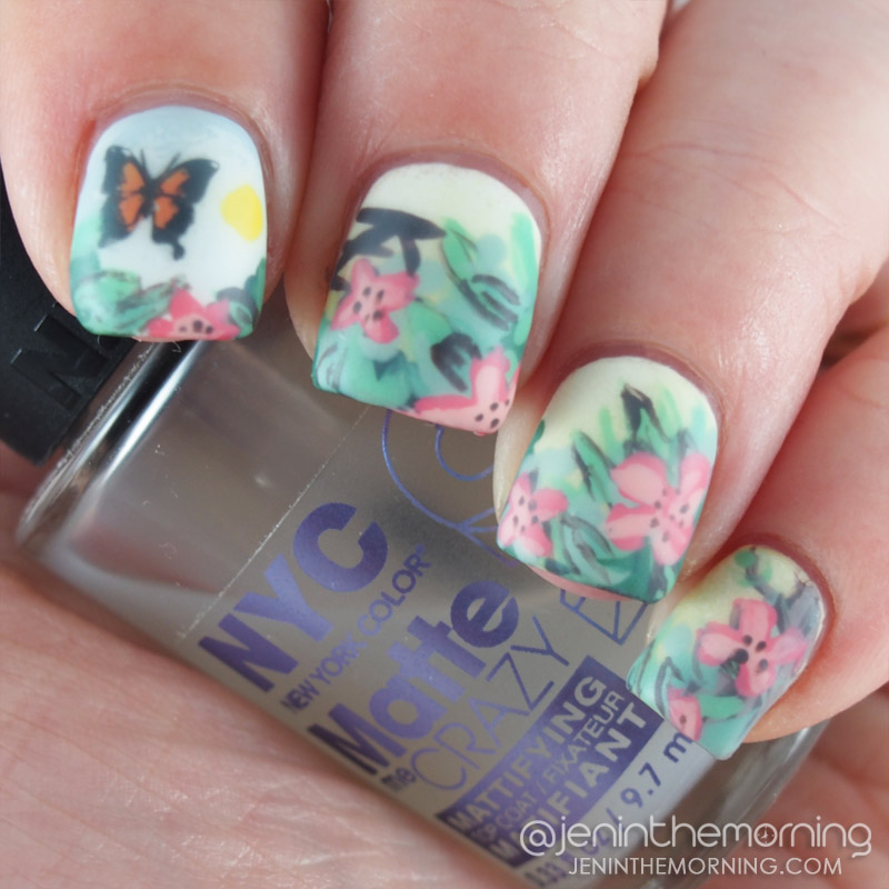 #mommysmanimonday: Inspired by Music Nails
