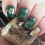 #mommysmanimonday Prompt: St. Patrick's Day