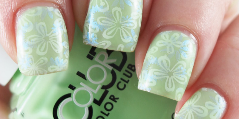 Color Club - The Islands, stamped