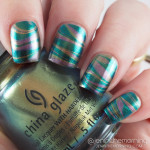 Chrome Water Marble
