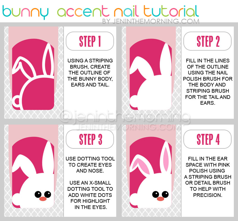 Bunny Tutorial Sheet