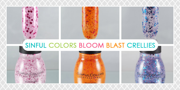 Sinful Colors Bloom Blast Crellies