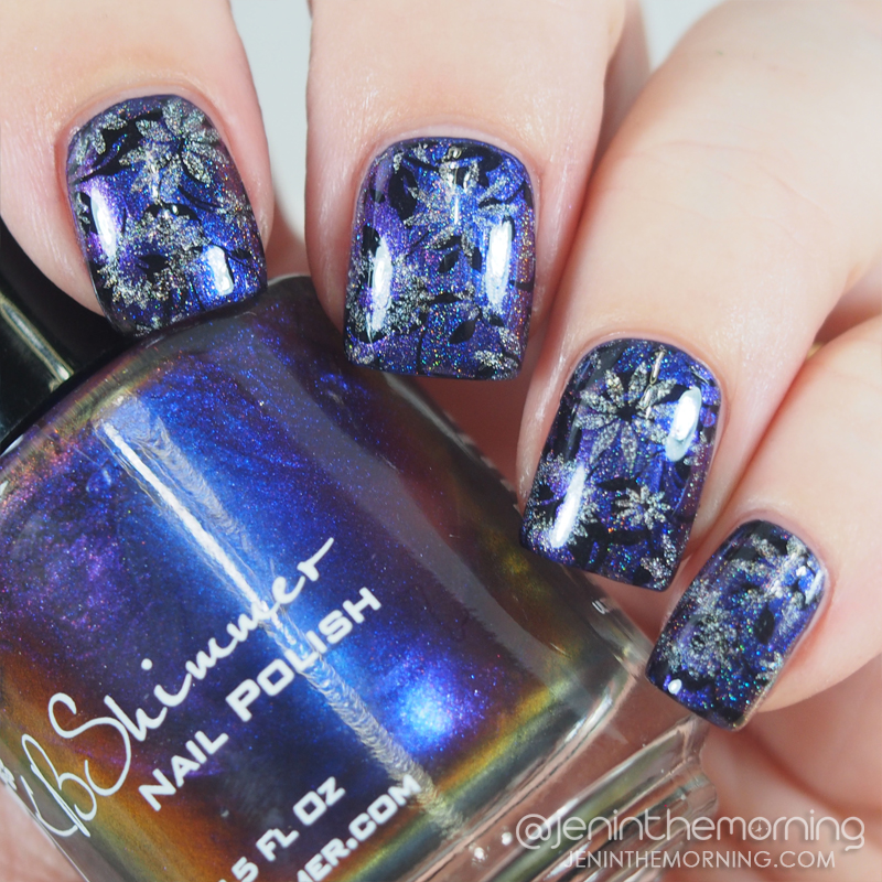 Duochrome holographic gorgeousness
