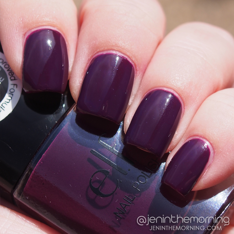 e.l.f. Polish Haul – Swatches and Review | jeninthemorning