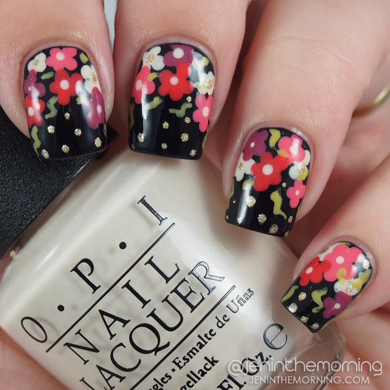 Simple Fall Floral