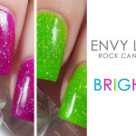 Envy Lacquer – Rock Candy Collection – Brights Trio: Swatch and Review