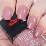 Butter London – The Sweet Spot: Swatch and Review