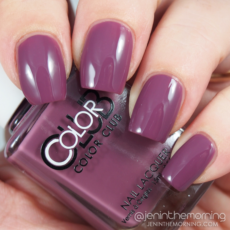 Color Club - Midnight Mulberry