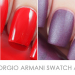 Swatch and Review: Giorgio Armani Polishes