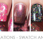 MDJ Creations – Swatch and Review – Polish Variety!