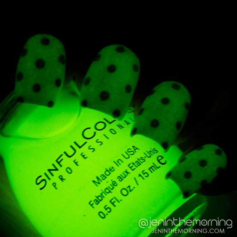 Sinful Colors - Glow In the Dark