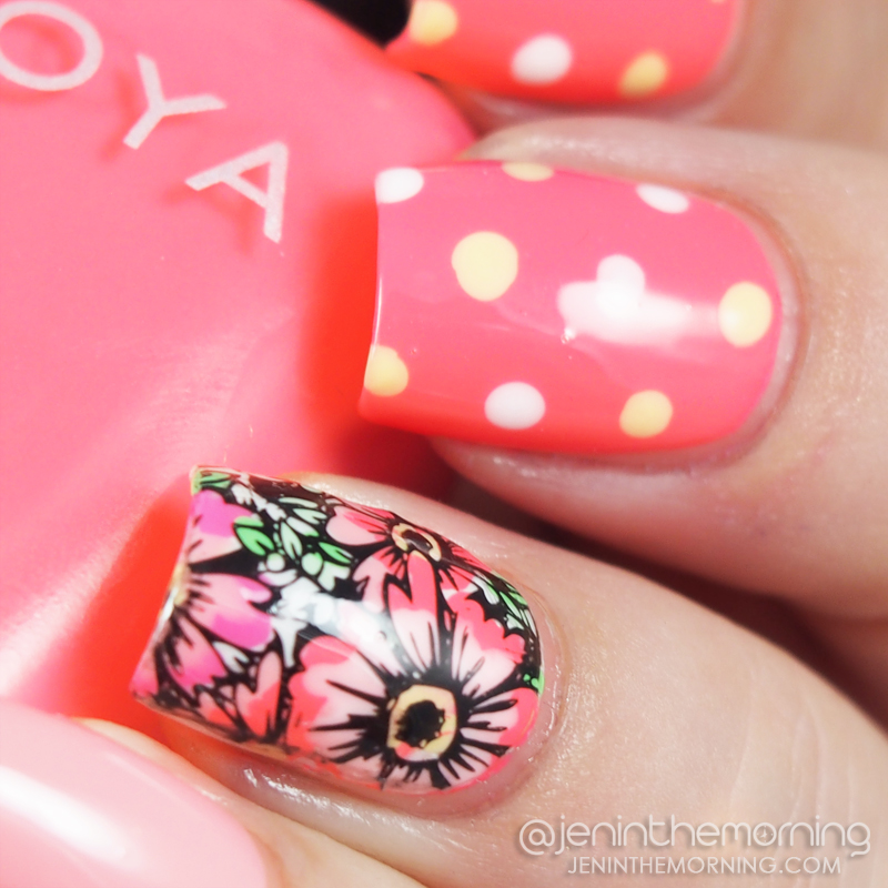 Zoya Wendy wit hdotticure and advanced stamping
