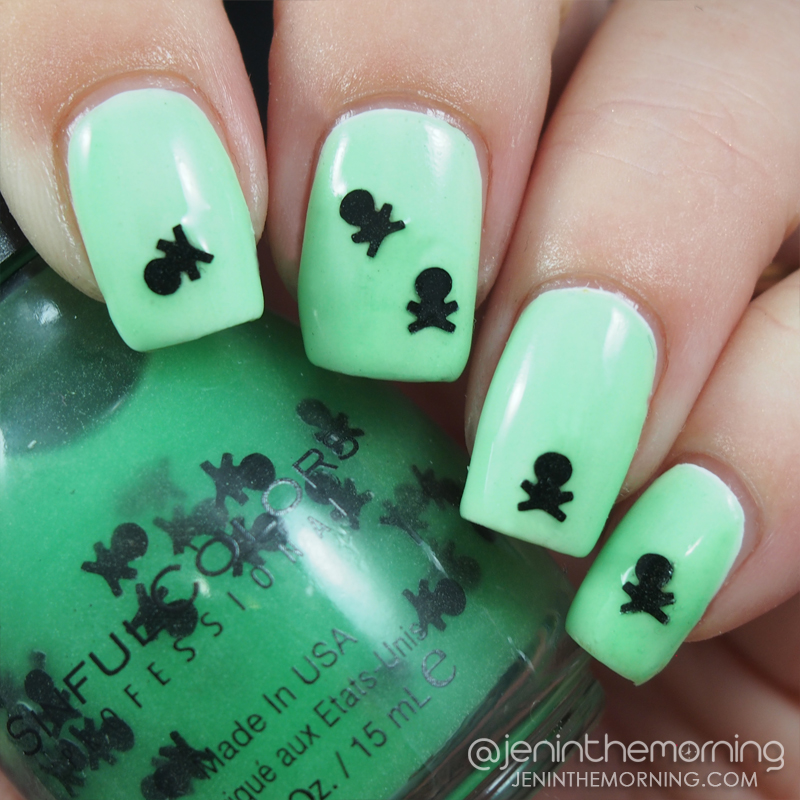 Sinful Colors – Halloween 2015 Nail Polish Swatch and Review ...