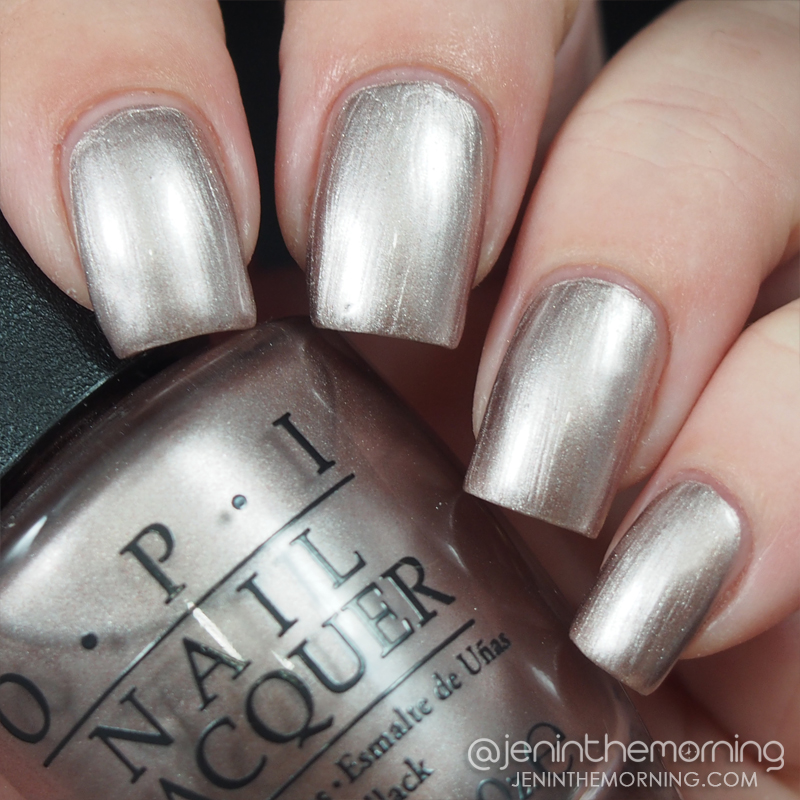 OPI - Press * For Silver