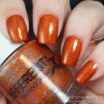 Different Dimension – Let Your Gourd Down: Swatch and Review