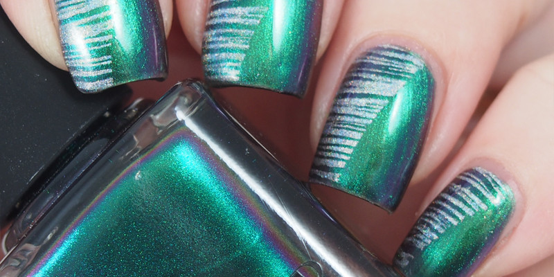 ILNP - Sirene stamped with M Polish - To Have and to Holo