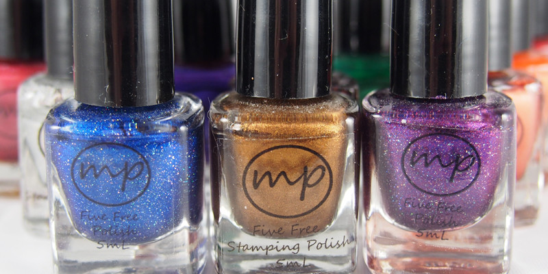 M Polish - Stamping Polishes