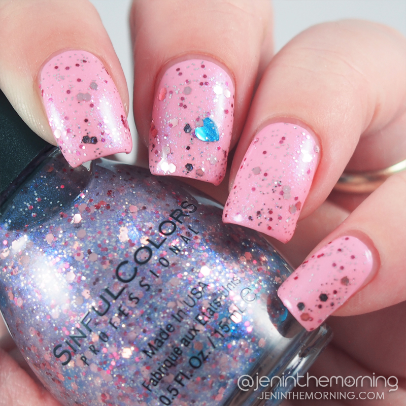 Sinful Colors - Love Bombs over Pink Smart