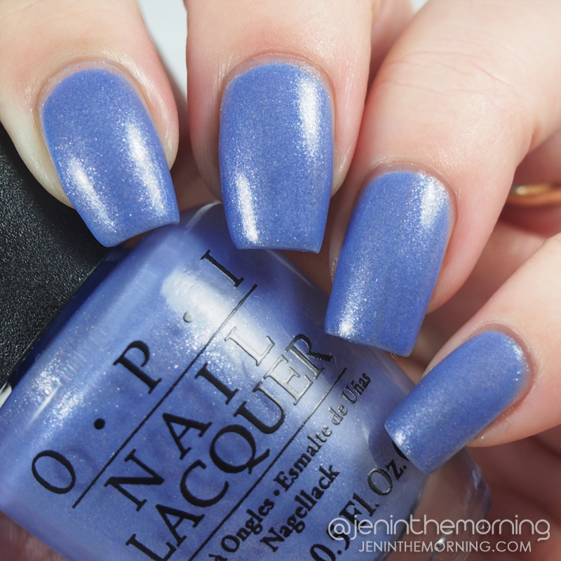 OPI – Show Us Your Tips: Swatch, Review and Nail Art | jeninthemorning