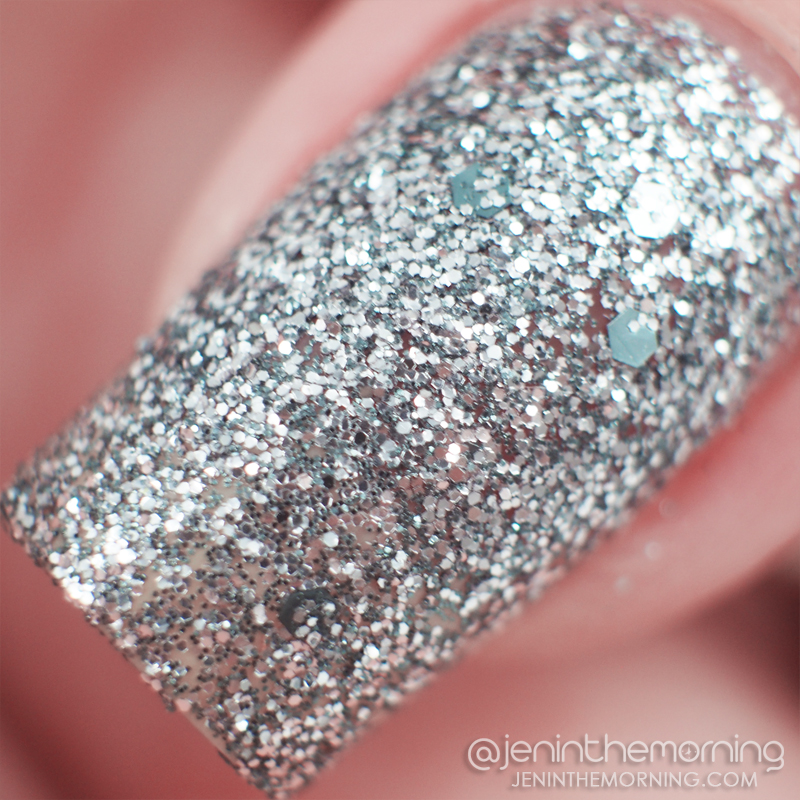 Make Me Cosmetics Collection - Metal Candy