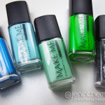 Make Me Cosmetics Collection: Swatch and Review Part 4